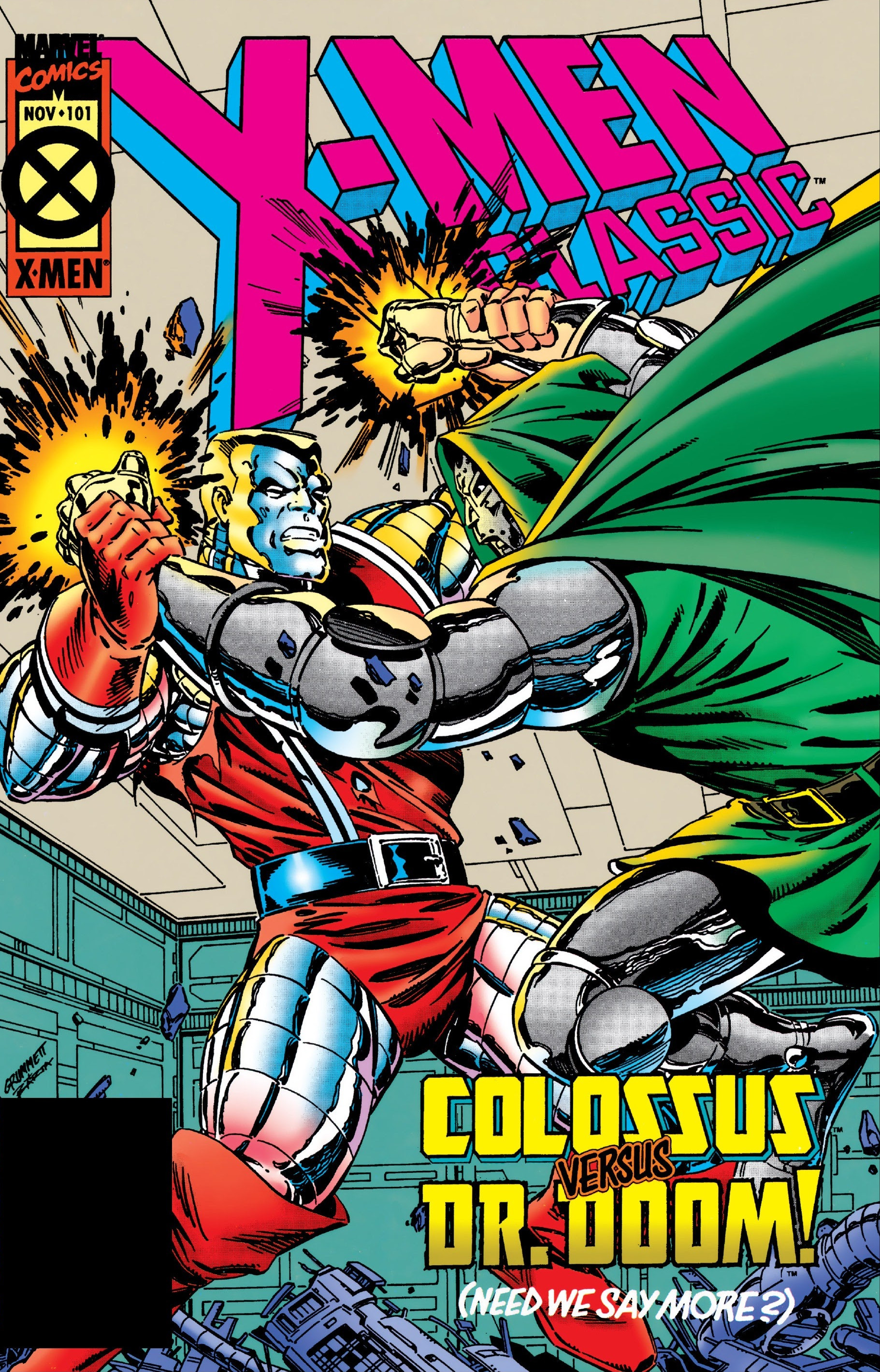X-Men Classic Vol 1 101