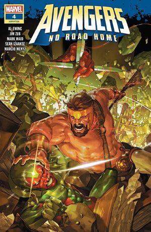 Avengers No Road Home Vol 1 4