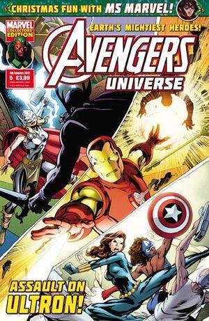 Avengers Universe (UK) Vol 2 5