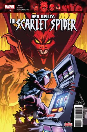 Ben Reilly Scarlet Spider Vol 1 15