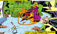 Brotherhood of Evil Mutants (Earth-820231) from What If? Vol 1 31 001