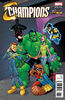Champions Vol 2 1 Comic Con Box Exclusive Variant