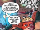 Constrictor's Snakepit