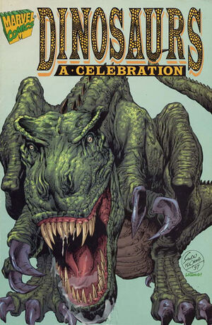 Dinosaurs, A Celebration TPB Vol 1 1
