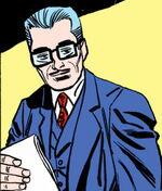 Dmitri Gregorin (Earth-77013) from Spider-Man Newspaper Strips Vol 1 2015 0001