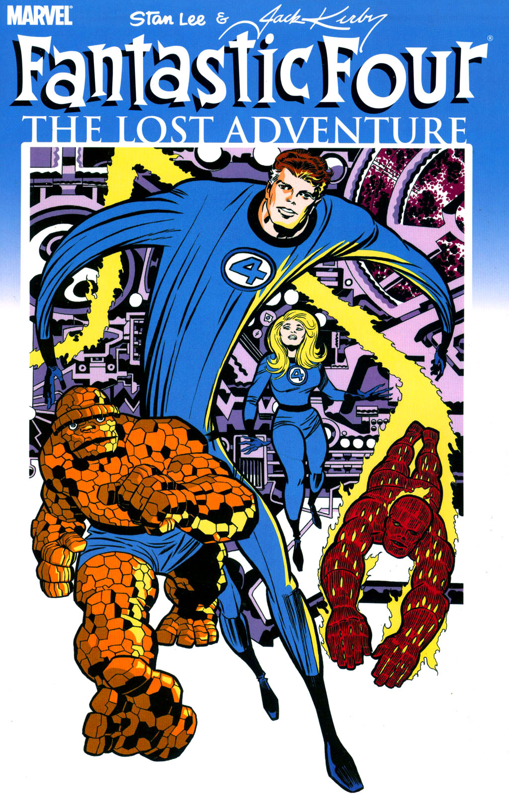Fantastic Four The Lost Adventure Vol 1 1