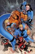 Fantastic Four Vol 5 13 Textless