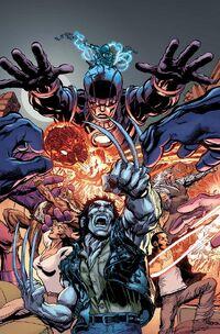 First X-Men Vol 1 4 Textless