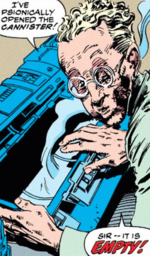 Gordon Lefferts (Earth-616) from X-Force Vol 1 18