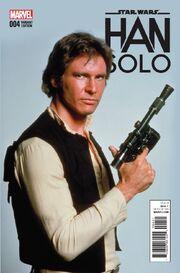 Han Solo Vol 1 4 Movie Variant