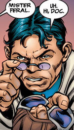 Henry McCoy (Earth-11113) - Fantastic Four Vol 3 47