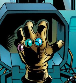 Infinity Gauntlet (Item) | Marvel Database | FANDOM powered by Wikia