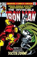 Iron Man Vol 1 150