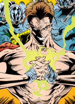 Julio Richter (Earth-295) from Gambit and the X-Ternals Vol 1 1 0001