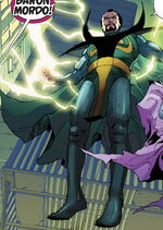 Karl Mordo (Earth-11131) from M.O.D.O.K. Assassin Vol 1 1 0001