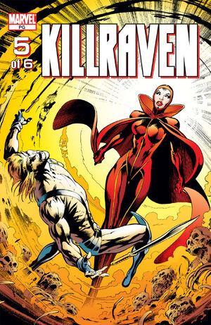 Killraven Vol 2 5