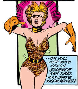 Linda Lewis (Earth-712) from Avengers Vol 1 147 0001