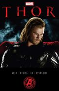 Marvel's Thor Adaptation Vol 1 1