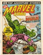 Marvel Comic Vol 1 330