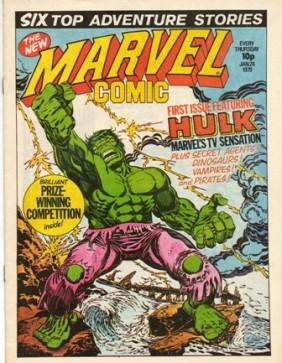 Marvel Comic Vol 1 330