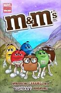 Marvel Comics Pressents, The M&M's If M Be My Destiny! Vol 1 1