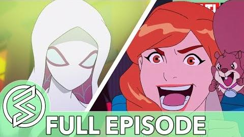 Marvel Rising Initiation Starring Dove Cameron! ALL EPISODES