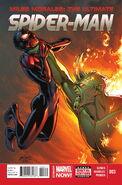 Miles Morales Ultimate Spider-Man Vol 1 3