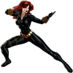 Natalia Romanova (Earth-12131) from Marvel Avengers Alliance 007