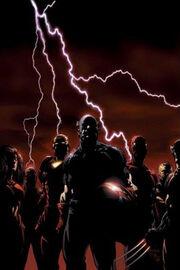 New Avengers Vol 1 1 Textless