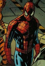 Peter Parker (Earth-11418) from Captain America Corps Vol 1 4 0002