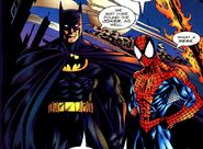 Peter Parker (Earth-7642) from Spider-Man and Batman Vol 1 1 002