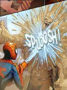 Peter Parker (Earth-TRN461) Vs. Dark Sandman 001