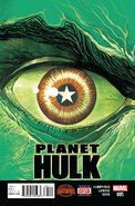 Planet Hulk Vol 1 5