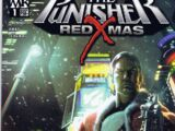 Punisher: Red X-Mas Vol 1 1