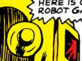 Robot Gamma (Earth-616)