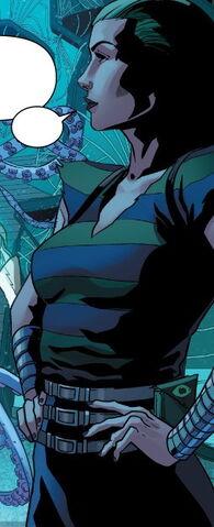File:Sandwoman (Earth-TRN590) from Spider-Man 2099 Vol 3 12 0001.jpg
