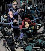 Secret Avengers (S.H.I.E.L.D.) (Earth-616) from Secret Avengers Vol 2 1 cover
