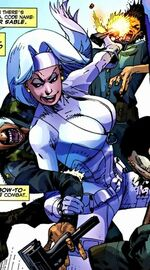 Silver Sablinova (Earth-22206) from Deadpool Wade Wilson's War Vol 1 1 001