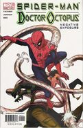 Spider-Man Doctor Octopus Negative Exposure Vol 1 1
