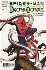 Spider-Man Doctor Octopus Negative Exposure Vol 1 1