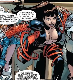 Sybil Dvorak (Earth-616) from Amazing Spider-Man Vol 3 1