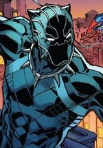T'Challa (Earth-16220) from Spidey School's Out Vol 1 5 001