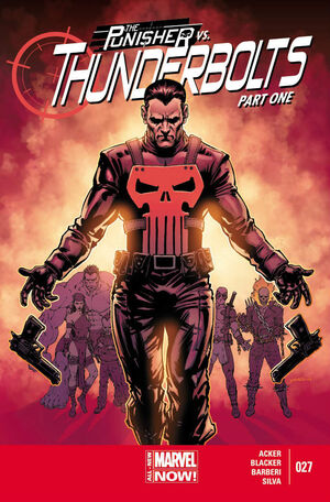 Thunderbolts Vol 2 27