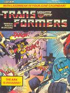 Transformers (UK) Vol 1 18