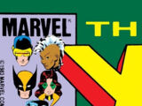 Uncanny X-Men Vol 1 177
