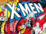 Uncanny X-Men Vol 1 284