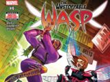 Unstoppable Wasp Vol 1 4