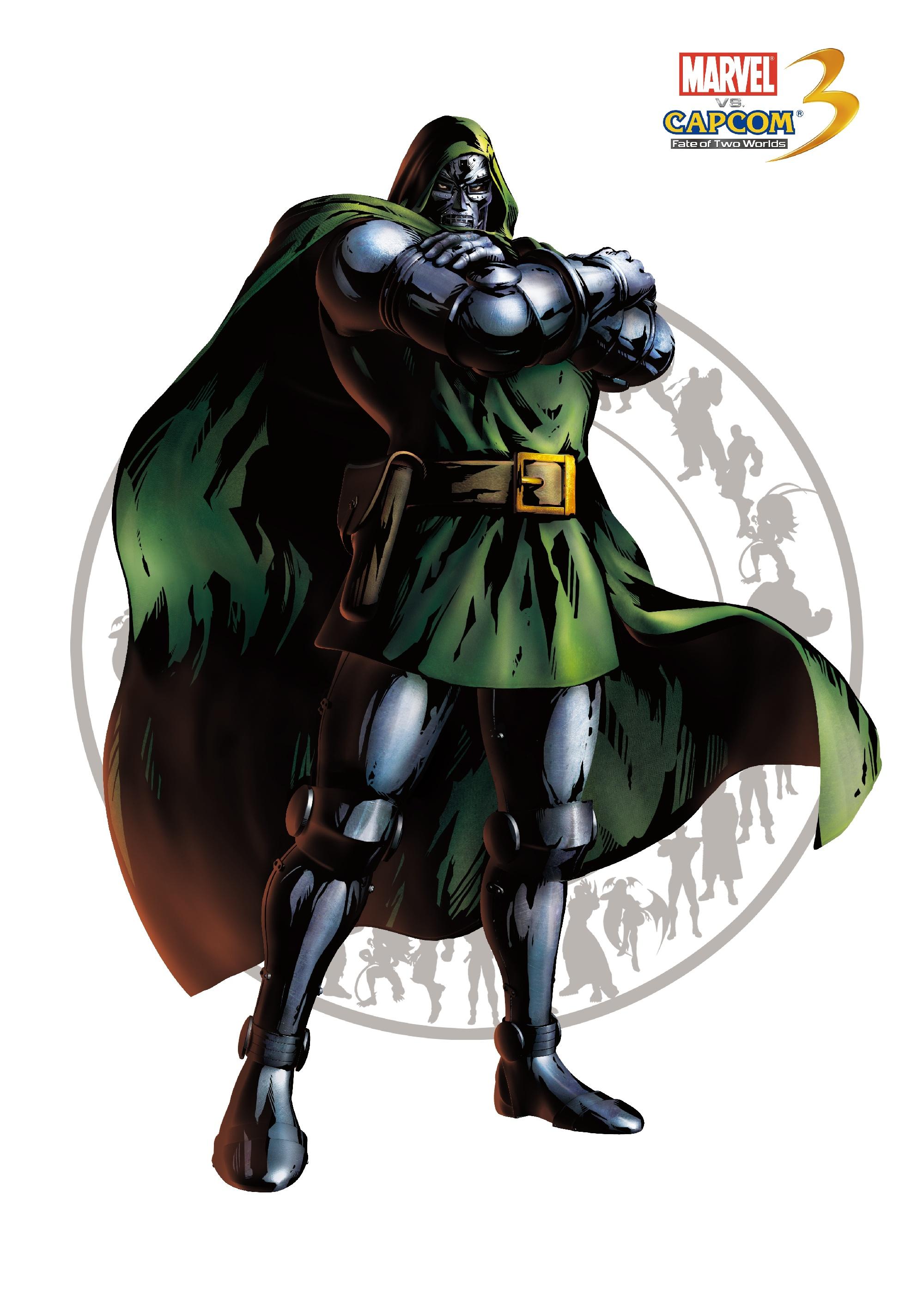 Victor von Doom (Earth...