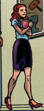 Virginia Potts (Earth-5631) Iron Man and Power Pack Vol 1 1