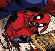 Wade Wilson (Earth-Unknown) from Deadpool Kills Deadpool Vol 1 4 0020